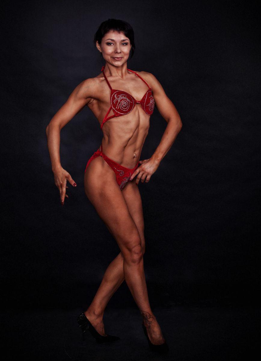 Ирина киселева фитнес бикини