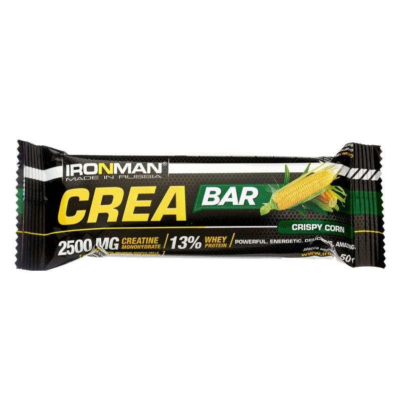 Crea Bar с креатином, 3 вкуса