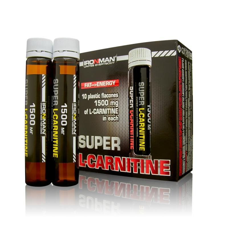 Super L-Carnitine (Супер L-карнитин)