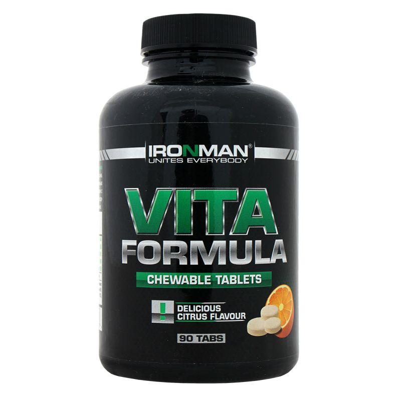 Vitaformula (Жевательные таблетки)