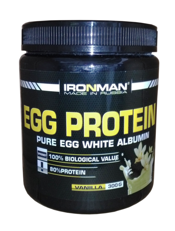 100 % Яичный протеин