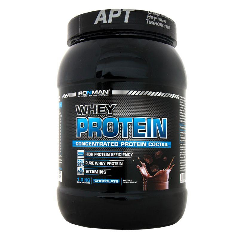 Сывороточный протеин (банка 1 кг)