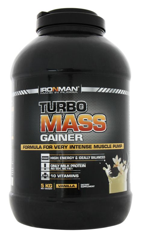 Turbo Mass Gainer (Турбо Масс Гейнер)