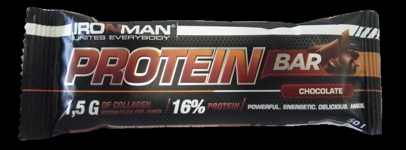 Protein Bar - протеиновый батончик с коллагеном