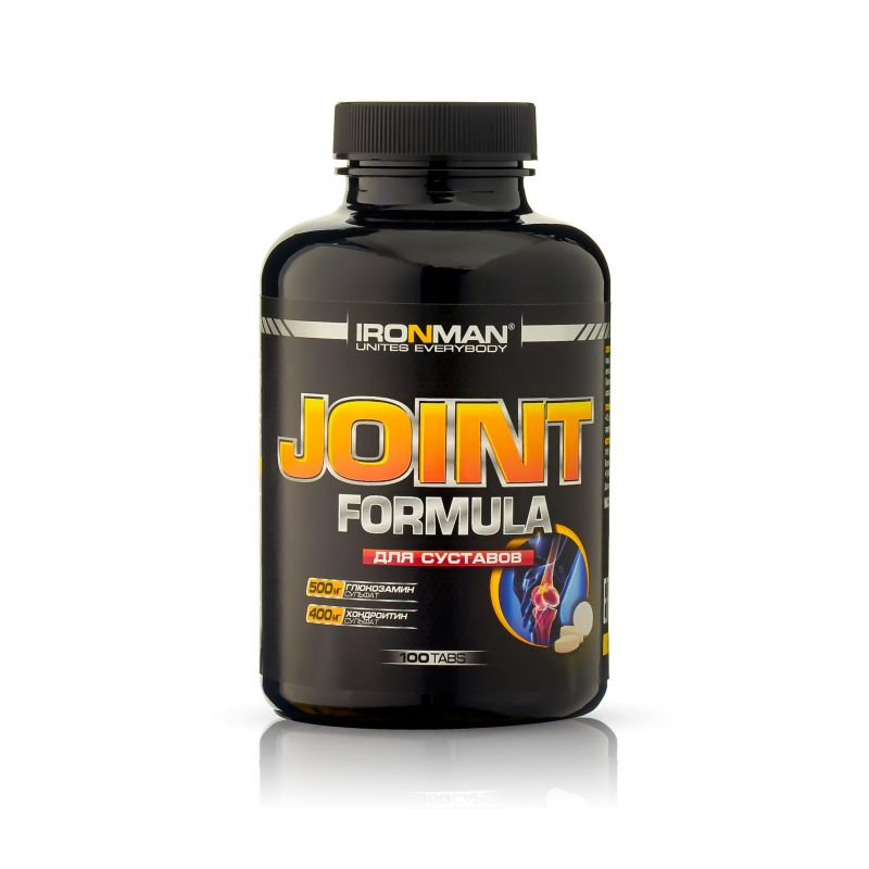 "Россия ""IRONMAN"" Joint Formula (Джоинт Формула)"