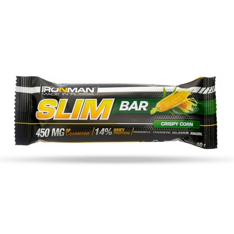 Slim Bar, 6 вкусов
